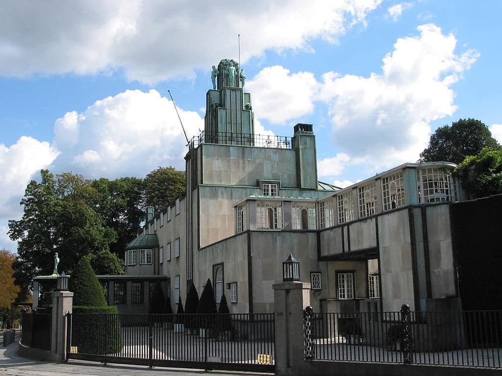 Дворец Стокли