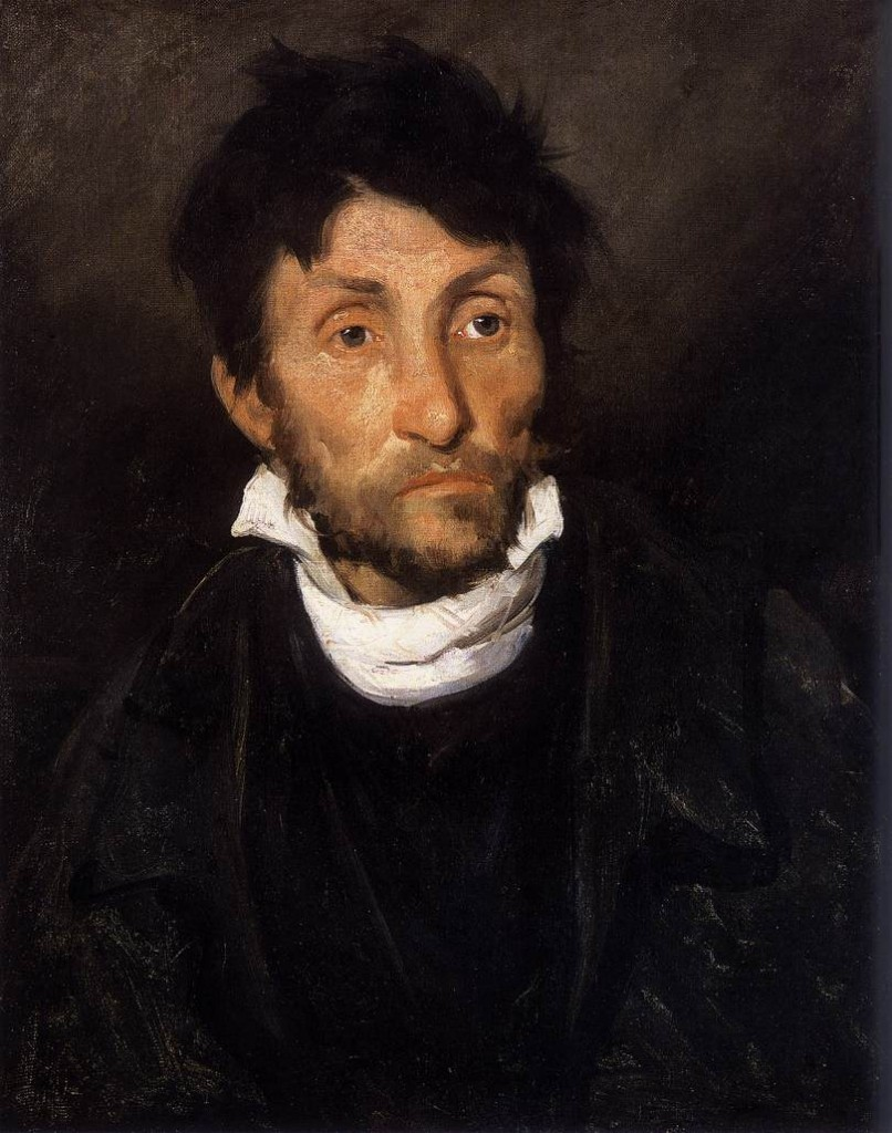 Портрет клептомана Гент