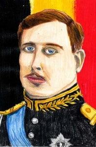 Альберт Первый Король Бельгии