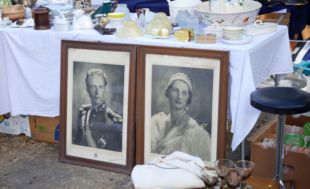 Леопольд III и королева Астрид
