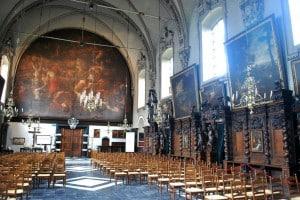 Церковь Святой Анны Брюгге