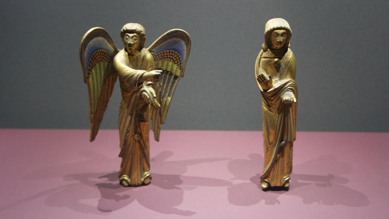 Коллекция собора Спасителя в Брюгге