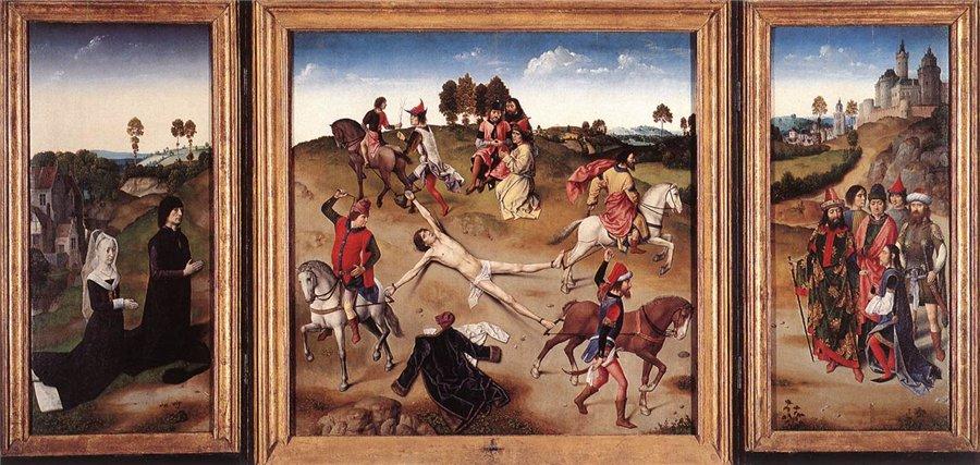 Мученичество Святого Иполита