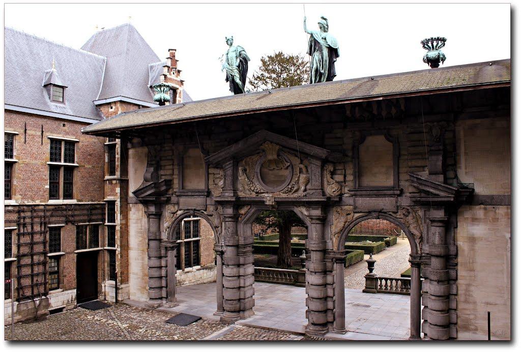Дом Рубенса Антверпен