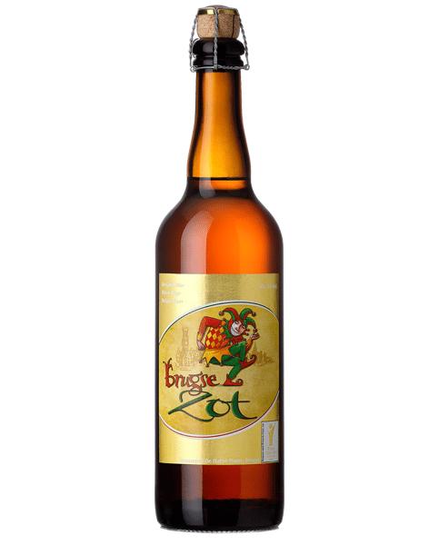 Пиво Brugse Zot