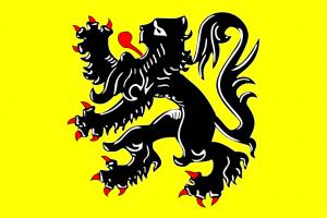 Фландрия флаг