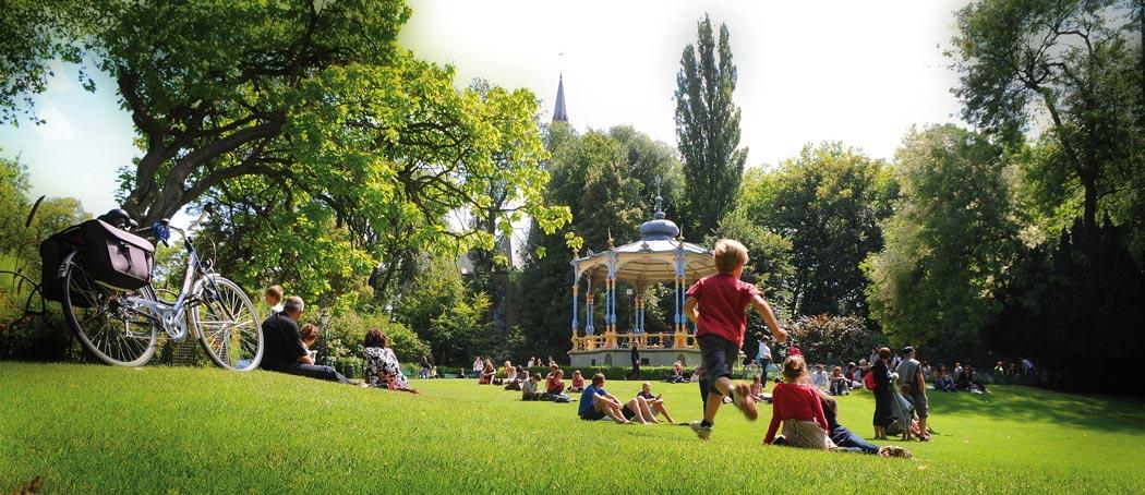 Астрид парк Брюгге