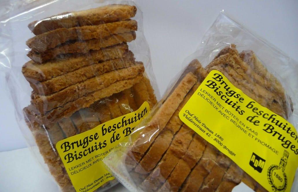 Бисквиты из Брюгге