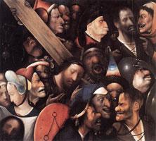 Несение креста Босх