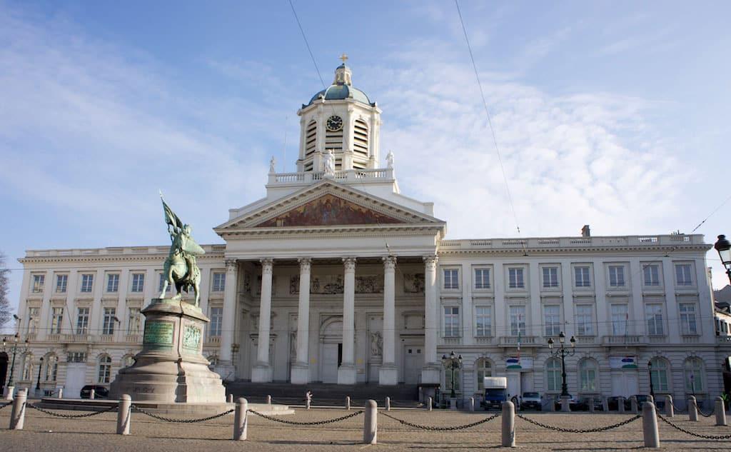 Брюссель церковь святого Иакова