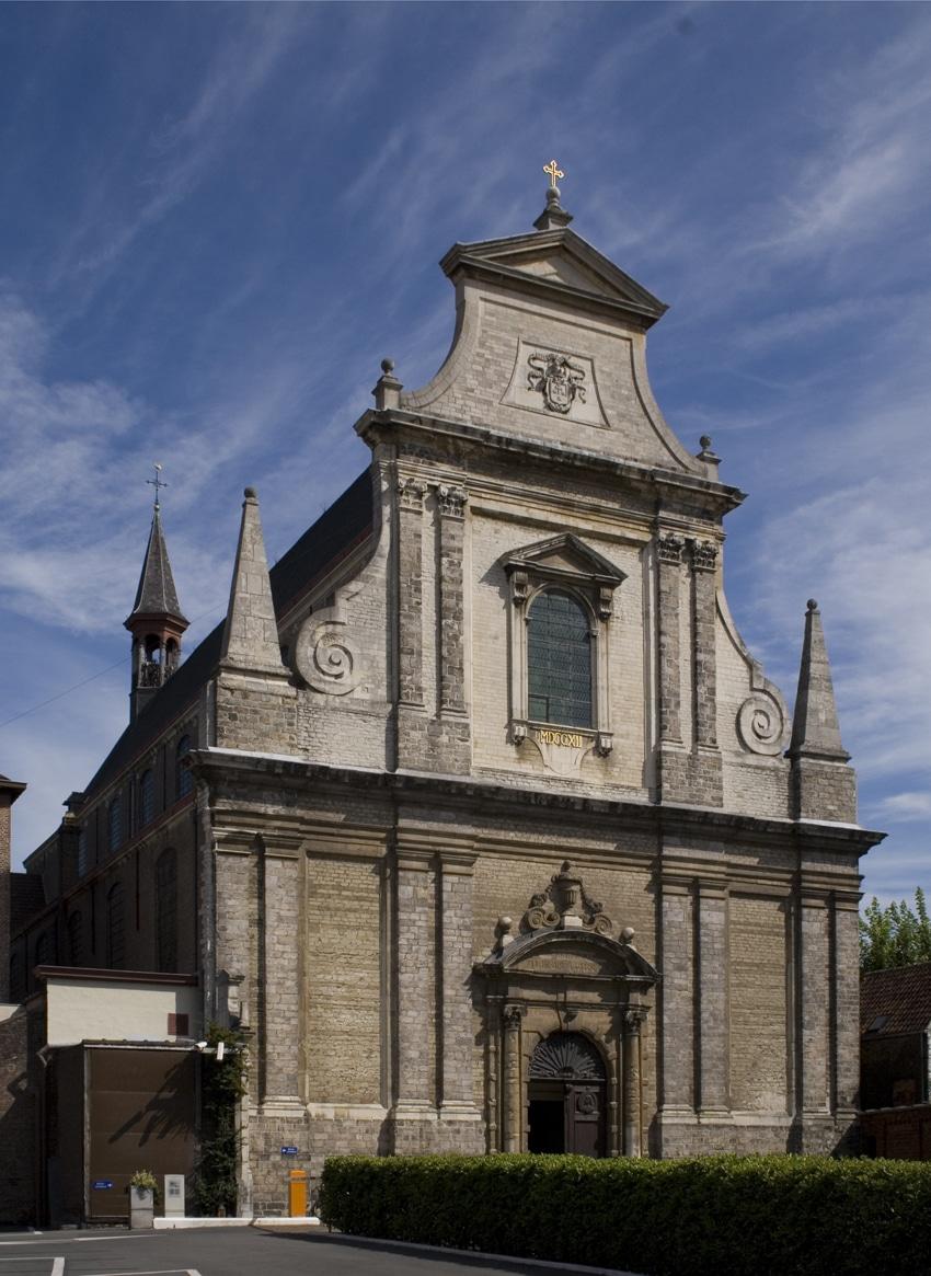 Церковь Кармелитов Гент