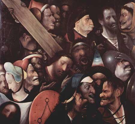 Иероним Босх Несение креста
