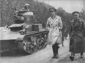 Léopold III -1940 год