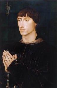 Портрет Филиппа де Крои
