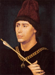 Portrait of Antony of Burgundy