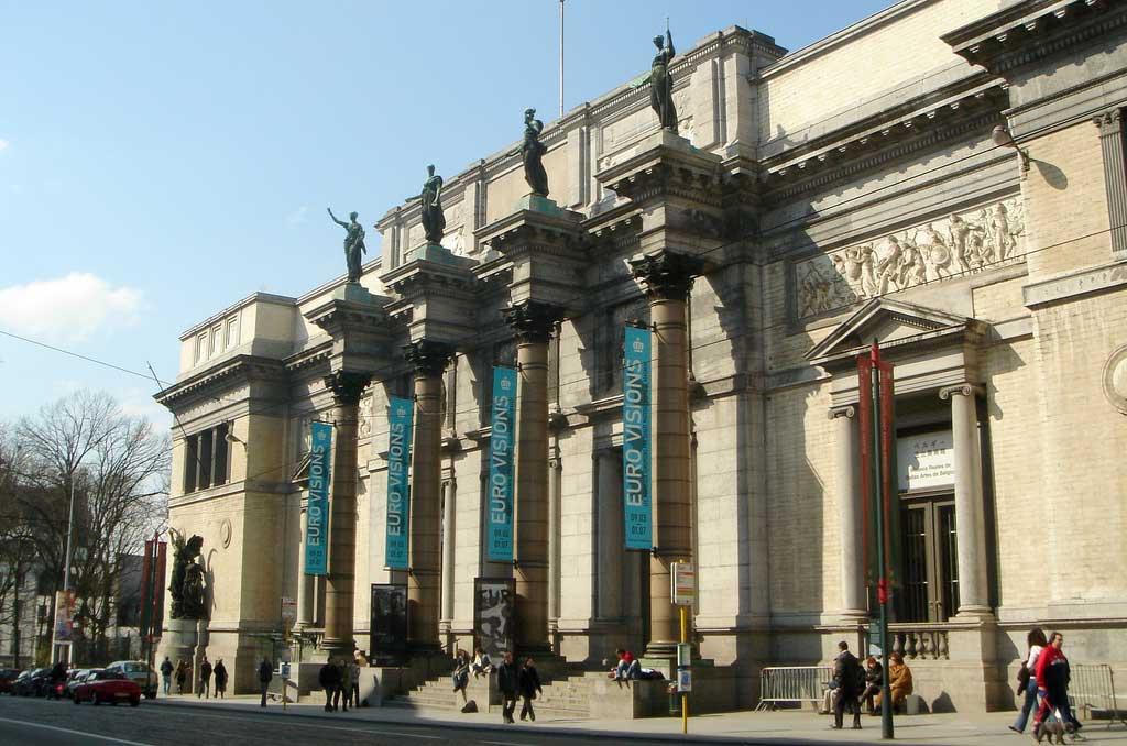 Королевский музей изящьных искусств Брюссель