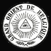 Великий восток Бельгии масонская ложа
