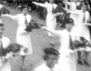 Гент процессия