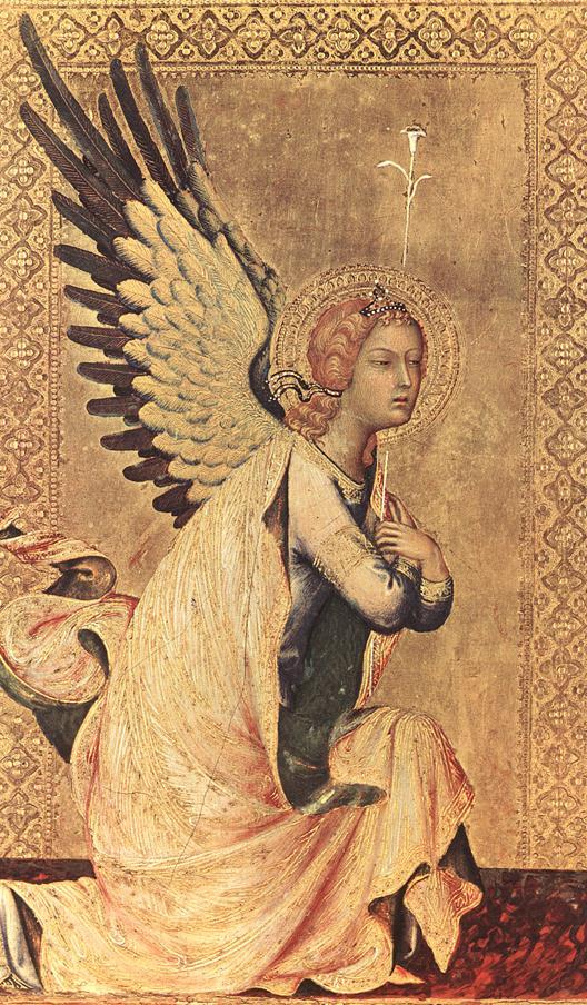 Ангел Симоне Мартини