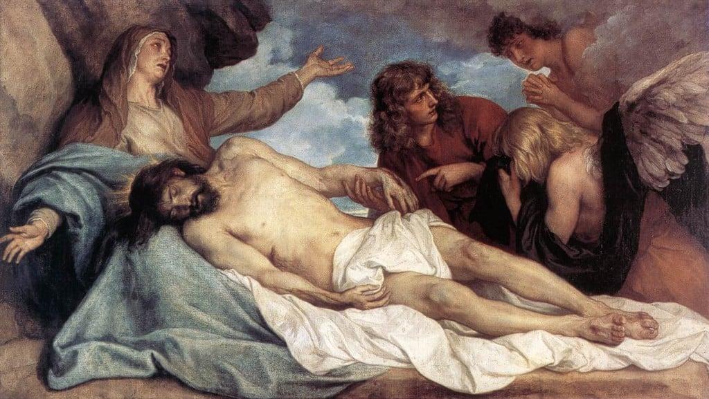 Оплакивание Христа Антверпен