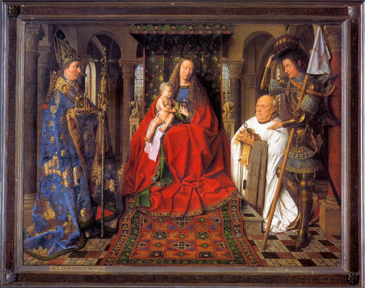 piero vs van eyck
