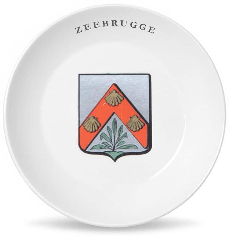 Zeebrugge герб