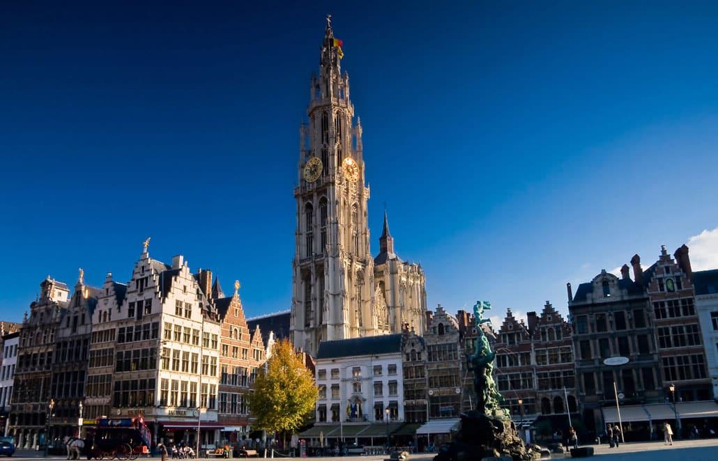Собор Антверпена