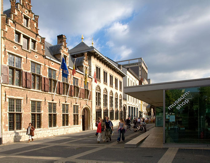 Антверпен дом Рубенса