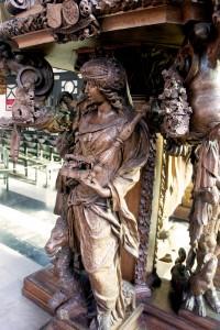 Скульптура Азии Кафедра