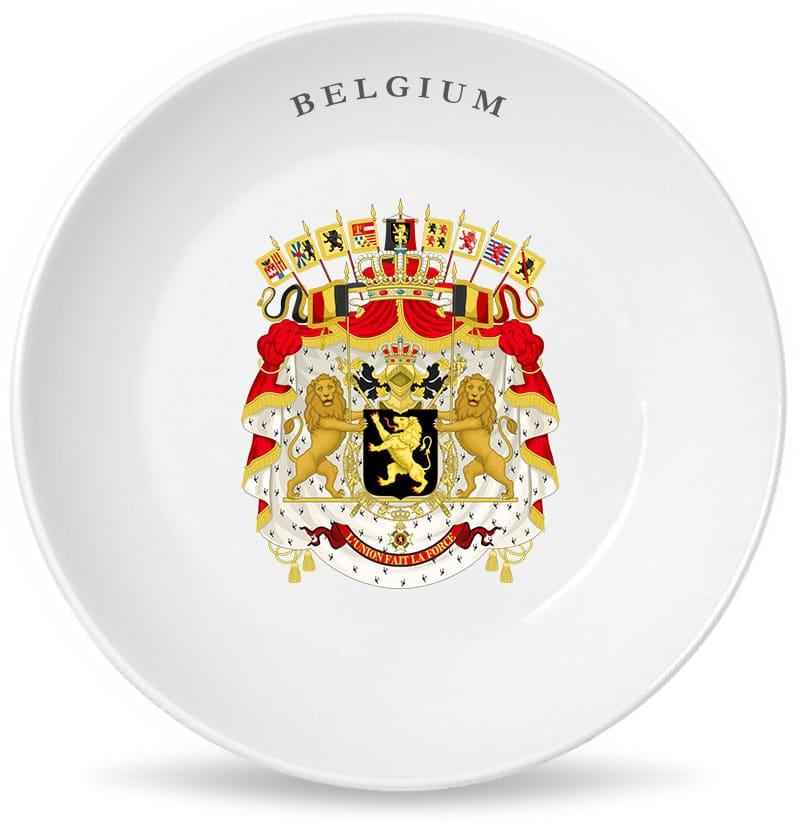 Большой государственный герб Бельгии
