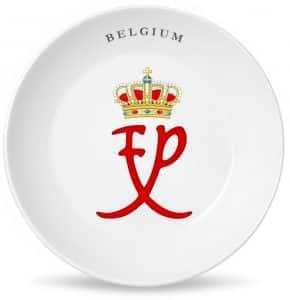 Монограмма короля бельгийцев Филиппа
