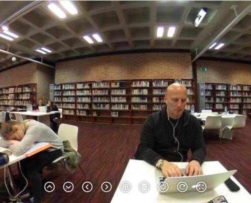 Брюгге библиотека