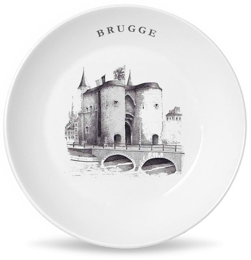 История Брюгге в датах