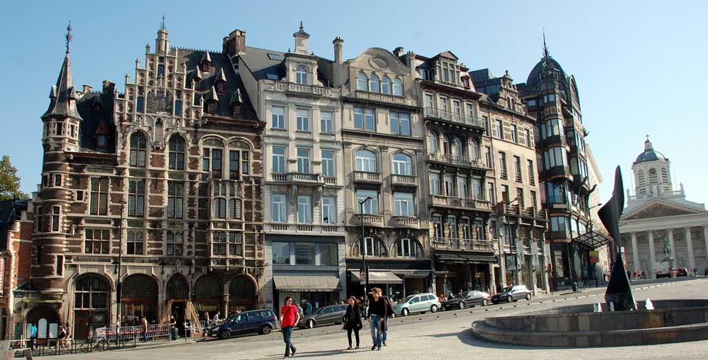 Брюссель достопримечательности