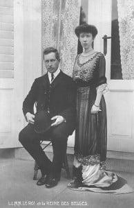 Альберт I и Елизавета