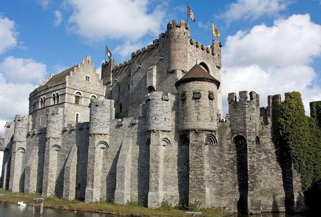 Гент замок