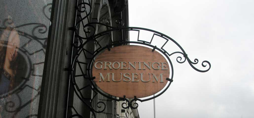 Брюгге музей Гронинге
