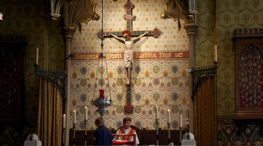 Реликвия святой крови Брюгге