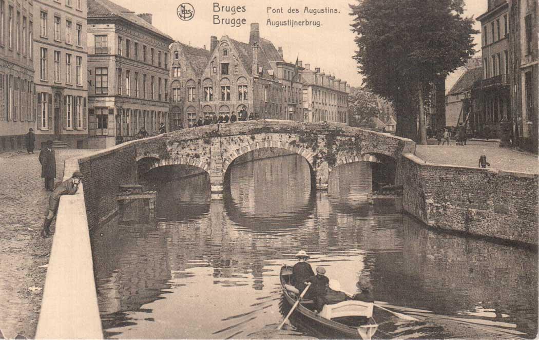 Фотосессия в Брюгге