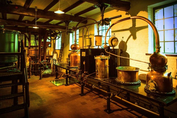 экспозиция музея Хассельт