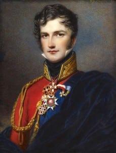 Леопольд I Саксон Кобург Готский