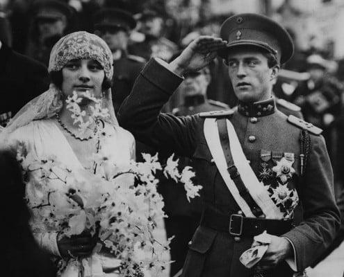 Леопольд и принцесса Астрид