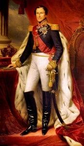 Леопольд I король бельгийцев