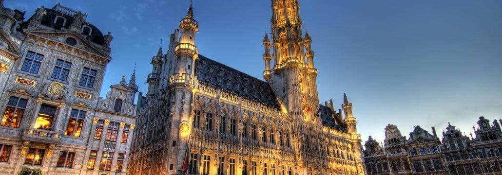 Брюссель история