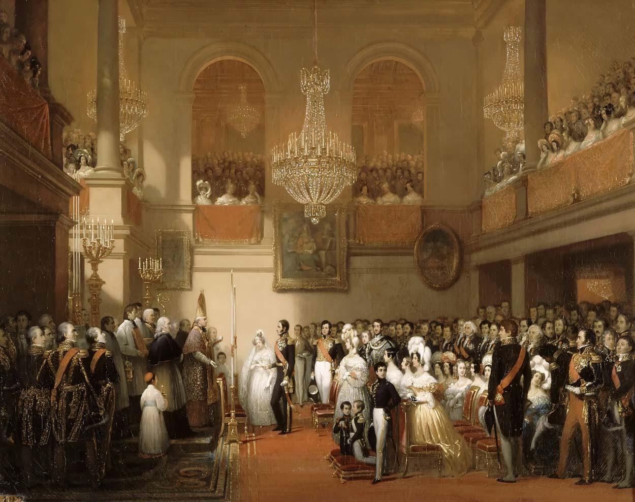 Свадьба Леопольда I